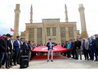 Antalyalı gençlerden Afrin'e destek mesajı