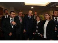 Cumhurbaşkanı Erdoğan ve Başbakan Yıldırım'dan Fatma Şahin'e yakın ilgi