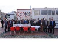 Şehit Ayhan Kökmen anısına kan bağışı