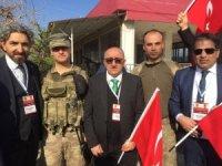 Anadolu basını Hassa sınırında