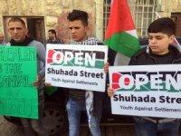 El Halil katliamı protesto edildi