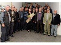 Kızılkaya halkından Başkan Çerçioğlu'na teşekkür ziyareti