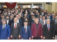 AK Parti Feke İlçe Başkanı İbrahim Gün oldu