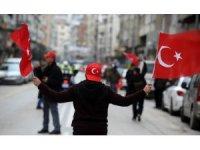 Zeytin diyarından 'Zeytin Dalı Harekâtı'na tam destek