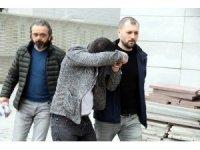 Uyuşturucu suçundan hapis cezası bulunan şahıs uyuşturucuyla yakalandı