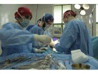 Etiyopya'da Türk doktorlar bir ilki başardı