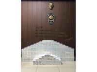 Gaziantep'te 3 bin paket kaçak sigara yakalandı