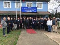 Necati Efe 3'üncü kez başkan seçildi