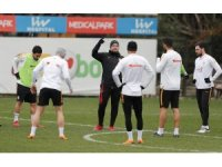 Galatasaray, ara vermeden Akhisarspor maçı hazırlıklarına başladı