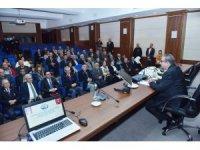 Mersin Valiliği Kıbrıs Muharip Gazilerini KKTC'ye gönderiyor