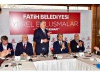 AK Parti Genel Başkan Yardımcısı Yazıcı: ''Bize çerçeve oluşturmaya çalışanlar var, asla müsaade etmeyeceğiz''