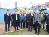 Gençlik ve Spor Bakanı Bak yarın oynanacak Beşiktaş-Fenerbahçe derbisi öncesi konuştu