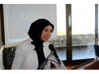 Hatay KADEM'de ilk buluşmada projeler anlatıldı