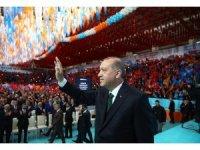 """Cumhurbaşkanı Erdoğan: """"Şu an ihtiyaç yok ama sefer görev emri olanlar hazır olsun"""""""