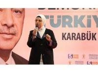 AK Parti Genel Başkan Yardımcısı Ravza Kavakcı Kan: