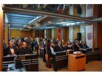 Ekonomi Bakanlığı, AYTO'da ihracatçılarla bir araya geldi