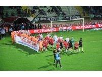 Spor Toto Süper Lig: Aytemiz Alanyaspor: 1 - Trabzonspor: 0 (Maç devam ediyor)
