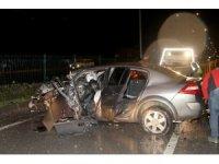 Fethiye'de trafik kazası: 4 yaralı