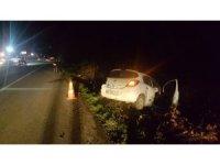 Giresun'da kaza: 6 yaralı