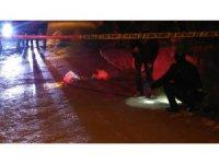 Silahlı saldırıda 1 kkişi öldü