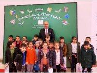 Başkan Togar'dan Karadeniz 4. Kitap Fuarı'na ziyaret