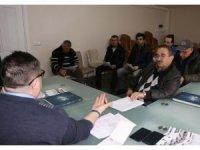 Eyüpsultan Belediyesi işsizlere iş bulmaya devam ediyor