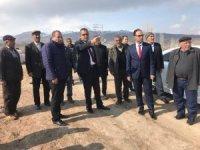 Tuzluca Belediyesi çalışmalara devam ediyor