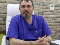 Makedonya'dan Samsun'a şeker ameliyatı için geldi