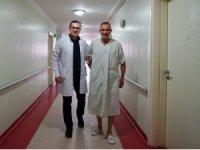 Kastamonu'da ilk kez prostat kanseri ve böbrek kanseri ameliyatı karın zarı açılmadan yapıldı