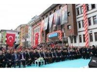 Bakan Soylu Şehit Kaymakam Muhammet Fatih Safitürk İlköğretim Okulu'nun açılışını gerçekleştirdi