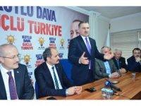 Gençlik ve Spor Bakanı Osman Aşkın Bak Balıkesir'de