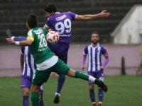 TFF 3. Lig: Yeni Orduspor: 0 Yeşil Bursa: 1