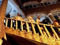 Sarıgöl'de 45 kişi kutsal topraklara uğurlandı