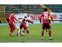 TFF 2. Lig: Zonguldak Kömürspor: 2 - Silivrispor: 0