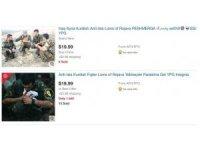 Dünyanın en ünlü alış veriş sitelerinden skandal satış