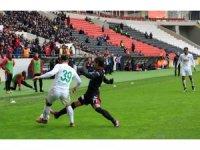 Spor Toto 1. Lig: Gazişehir Gaziantep: 0 - Denizlispor: 2