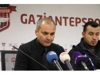 Gazişehir Gaziantep-Denizlispor maçı ardından