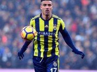 Spor Toto Süper Lig: Beşiktaş: 0 - Fenerbahçe: 1 (İlk yarı)