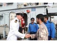 Katar ve İngiltere'den ortak askeri tatbikat