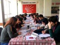 Söke'de CHP'li gençlere parti okulu eğitimi