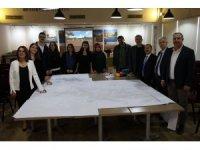 Söke Belediyesi'nin kentsel tasarım projesine Bakanlıktan tam destek