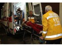 Adıyaman'da otomobil takla attı: 5 Yaralı