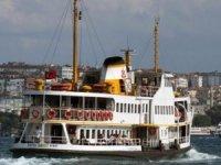 Karaköy-Kadıköy arasında Şehir Hatları vapur seferleri yapılamıyor