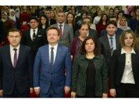 Iğdır'da Dünya Kadınlar Günü kutlandı