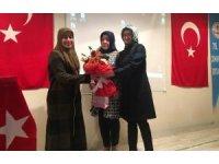 Sultanhanı ilçesinde kadınlar günü kutlandı