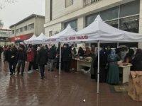 Iğdır'da Afrin'e destek kermesi