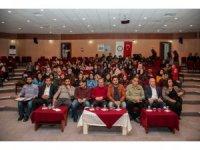 """Iğdır'da """"Yaşayanın Dilinden Kanser"""" konulu seminer"""