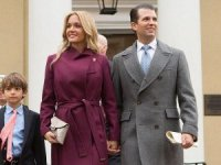 Trump'ın büyük oğlu ile eşi boşanıyor
