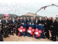 Arif Nihat Asya Okulunun temeli atıldı