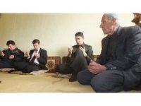 Kaymakam Kırlı'dan şehit ailelerine ziyaret